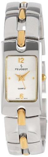 Peugeot Women's 764 Gold-Tone Bracelet Watch