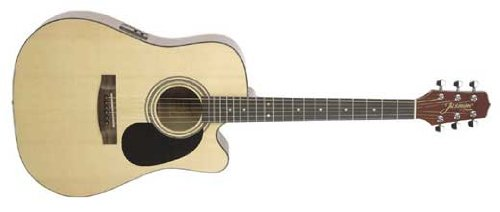 jasmine by takamine jasmine by takamine es45c acoustic electric guitar. Black Bedroom Furniture Sets. Home Design Ideas