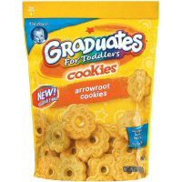 Gerber Graduates Arrowroot Cookies -- 5.5 Oz