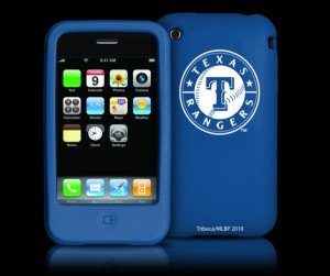 Tribeca Texas Rangers Iphone 3g / 3gs Silicone Case