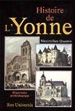 """Afficher """"Département de l'Yonne"""""""