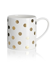 Mini Metallic Spot Mug