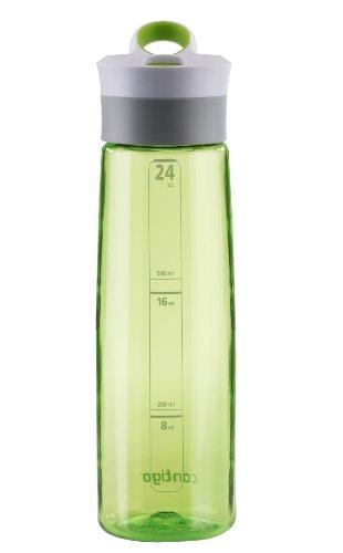 Contigo Autoseal Grace Water Bottle, 24-Ounce, Citron (Water Bottle 24 Oz compare prices)