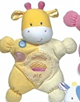 Kids Preferred Comfort Cuddly Rattle Toy-Yellow by Kids Preferred