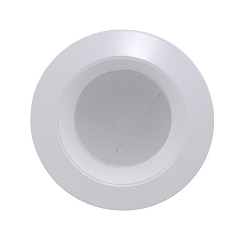 "Capri Lighting 5"" Led 35K Recessed Wet Location New Construction/Retrofit Downlight Crl5K-G1 Rc5-10 White"