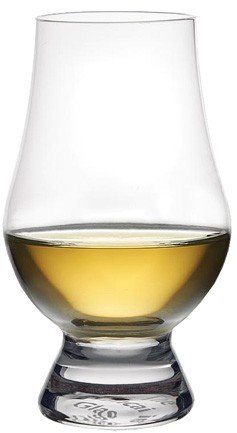The Glencairn Scotch Whisky Glass at Amazon.com