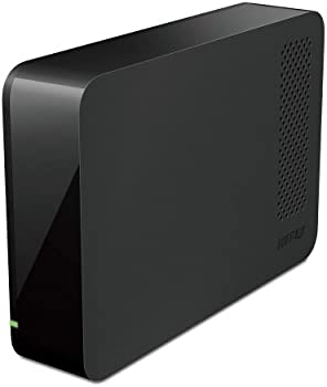 BUFFALO DriveStation 4TB External Hard Drive