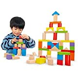 Imaginarium Wooden Block Set - 75-Piece