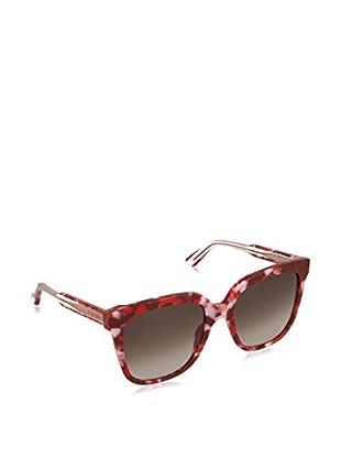 Tommy Hilfiger Gafas de Sol 1386/ S HAQQG54 (54 mm) Rojo