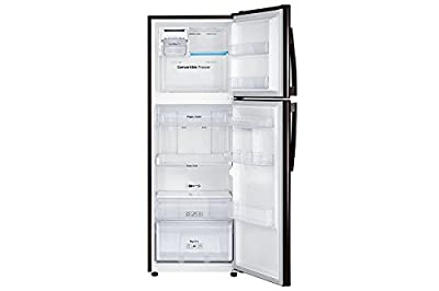 Samsung RT36JSMFEBZ Frost-free Double-door Refrigerator (345 Ltrs, 4 Star Rating, Tender Lily Black)
