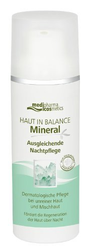 Haut in Balance Mineral Nachtpflege, 50 ml