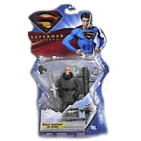 SUPERMAN RETURNS MISSILE LAUNCHING LEX LUTHOR Figure