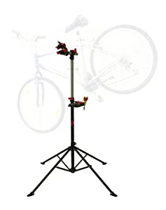 NEW BICYCLE REPAIR WORK STAND NEW DESIGN WITH QUICK RELEASE HANDLE AND CLAMP HOME CYCLE BIKE MECHANICS MOUNTAIN ROAD PROFESSIONAL code ; A146