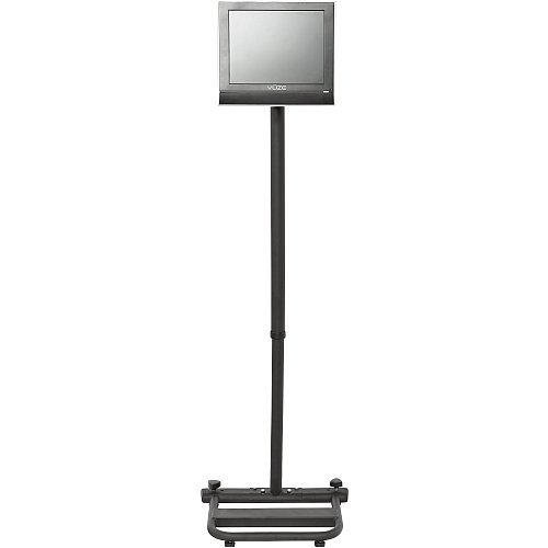 Invu 15-Inch LCD TV with Built-In DVD Player and Stand