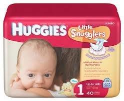 Huggies Big Pack