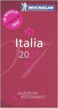 italia-2007-la-guida-rossa-ediz-multilingue