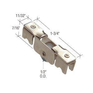 "Crl Ball Bearing Roller For Security ""H"" Bar front-486990"