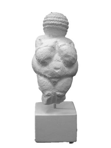 石膏像 A?402 ヴィレンドルフのヴィーナス H.15cm