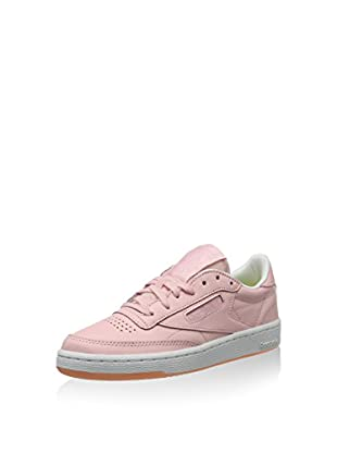 Reebok Zapatillas Club C 85 Face (Rosa)