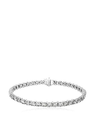 4-Ct. Comfort Flex Diamond Tennis Bracelet