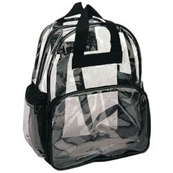Amazon.com: Clear Back Pack: Shoes