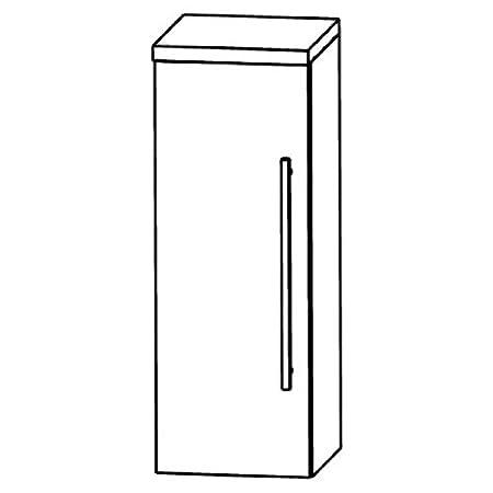 Perfect Swing High Board (HBA514A7L/R) Bathroom, 30cm