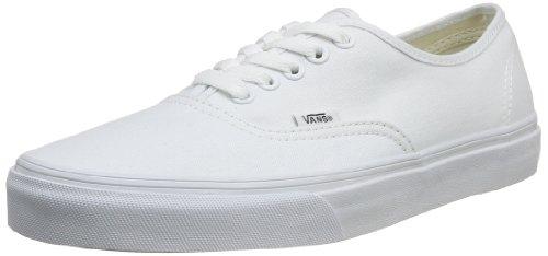 Vans Authentic Sneaker, Unisex Adulto, Bianco (true white), 40.5