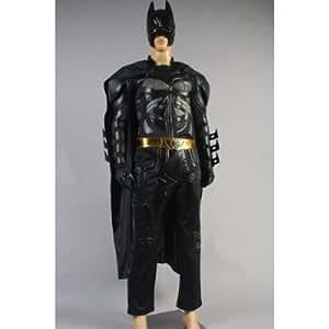 Batman The Dark Knight Auflistung von benutzerdefinierten Outfit