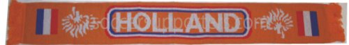 Dutch Soccer Scarf