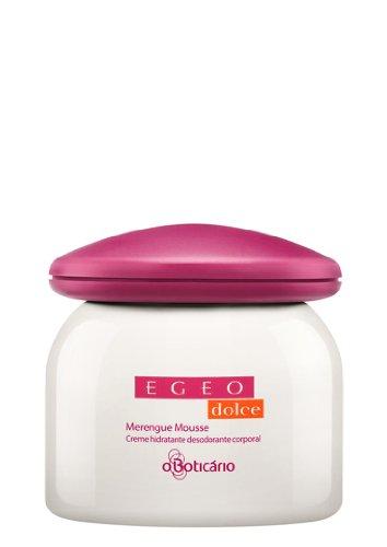 オ ボチカリオ エジェオ ドルチェ ウーマン EGEO DOLCE WOMAN メレンゲムース保湿ボディクリーム 250g