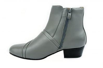 Al Michael New York Men's Ottavio Gray Dress Shoes 11