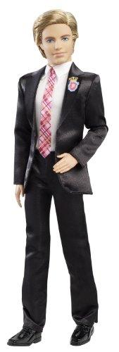 Barbie Princess Charm School Prince Nicholas Doll