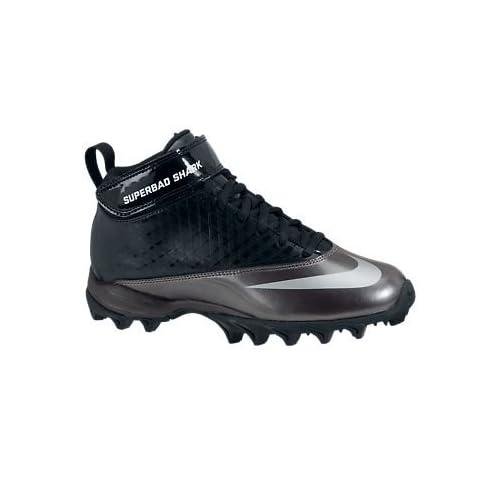 ab8769d1c26f Boys Nike Super Bad Shark Football Cleat Black/Tornado/White ...