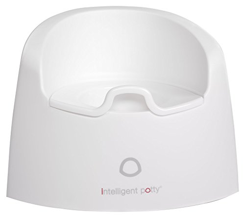 Intelligent Potty with Voice Recording for Potty Training Babies, White