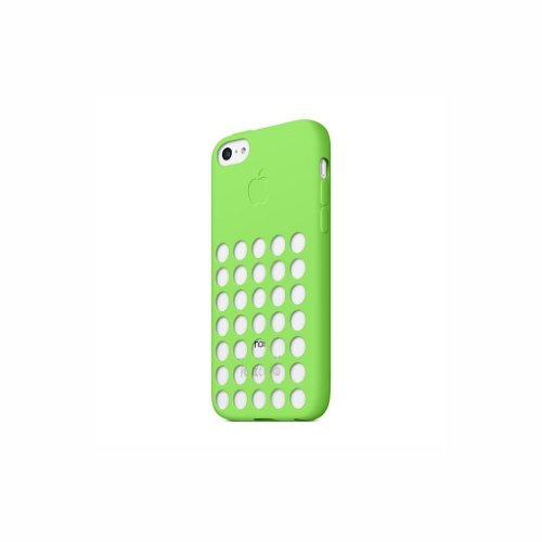 Apple MF037ZM/A iPhone 5c Case - Green