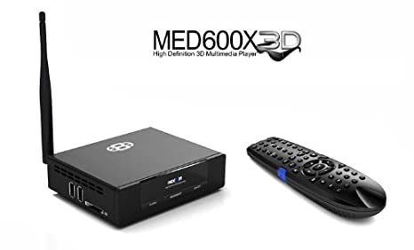 Comparer MEDE8ER MED600X3D NOIR