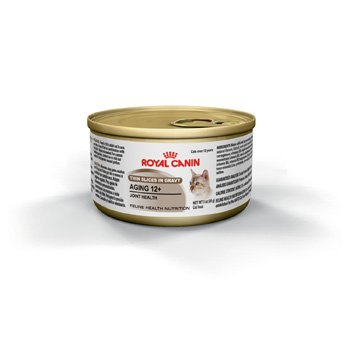 Royal Canin Aging 12+ Thin Slices In Gravy