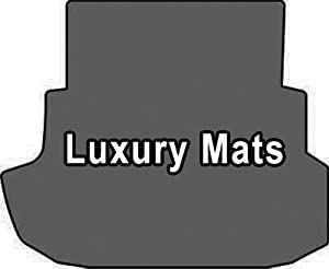 2005-2007 Subaru Outback Sedan Luxury Standard Trunk Mat Luxury Cruiser Mat Color: Smoke