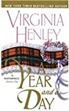 A Year and A Day (0440222079) by Virginia Henley