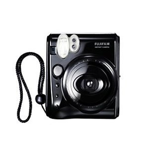 Fujifilm instax mini 50S Instant Film Camera Piano Black