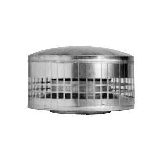 Metal-Fab Gas Vent Roof Cap - 8 Inch