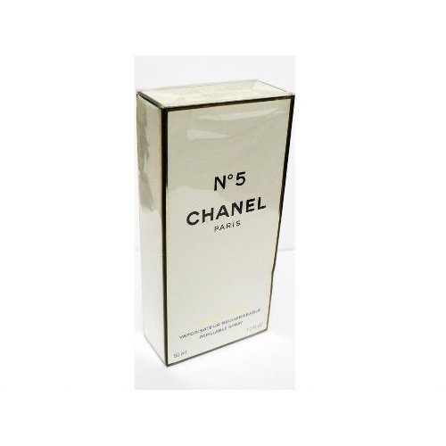 Chanel No 5 by Chanel 1 7 oz Eau de Parfum Spray Classic Bottle Unboxed