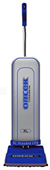 Oreck Commercial 2100RHS 8 Pound Commercial Upright Vacuum Blue