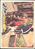 1958 Topps Zorro by Disney (Non-Sports) Card# 23 Diegos defeat VG Condition