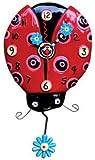 Ladybug Clock Allen Studio Designs