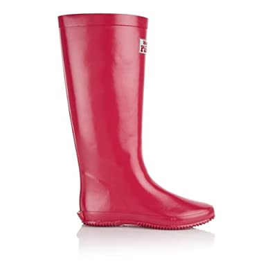 Walk In The Park Women's Witp Gloss Folding Wellingtons Boots