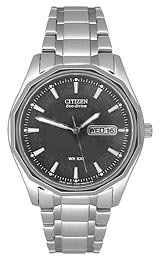 Citizen Men's Eco-Drive WR100 watch #BM8430-59E