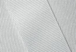 Grosgrain Ribbon 3/8 Inch 30 Yards White