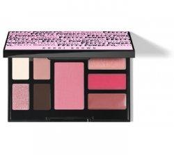 Bobbi Brown Pretty Powerful Palette - Pretty : 4 Eye Shadow / Pink Blush / 3 Lip Gloss