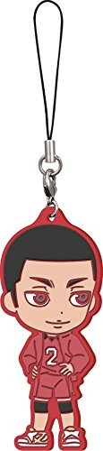 一番くじ ハイキュー!!〜新・ゴミ捨て場の決戦!〜 J賞 ライバル校ラバーストラップ音駒高校 海信行 単品